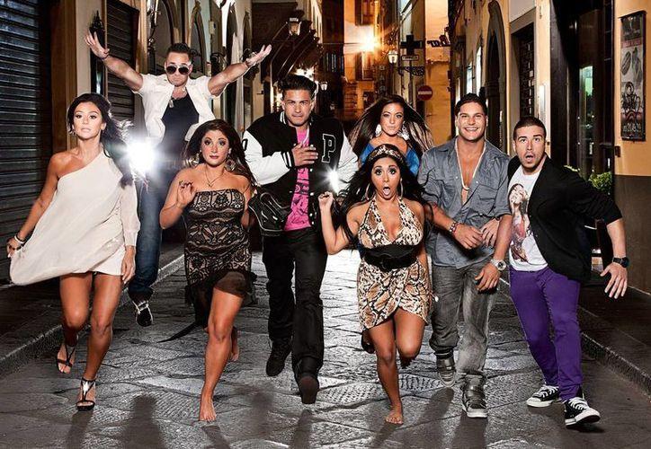 Los integrantes originales de Jersey Shore se han hecho famosos. (starmedia.com)