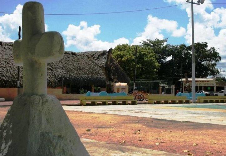 Planean promocionar las fiestas mayas del Centro Ceremonial. (Rossy López/SIPSE)
