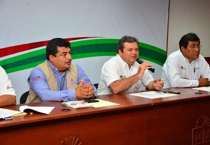 Andrés Ruiz Morcillo enfatizó que la entidad está en posibilidades de obtener recursos hasta por 200 millones de pesos. (Redacción/SIPSE)