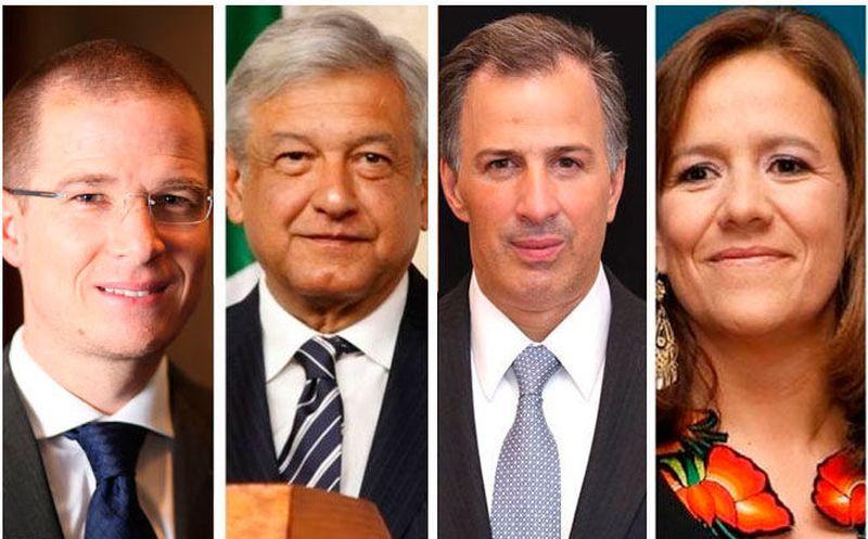 Los candidatos reafirmaron que es momento de defender la dignidad del país. (Internet)