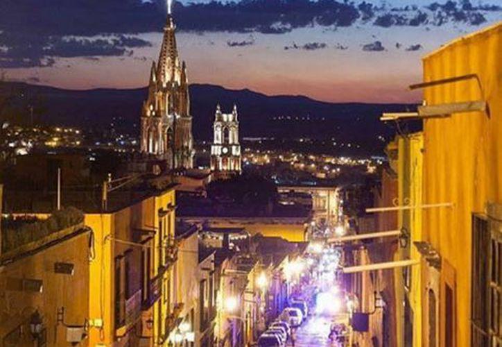 San Miguel de Allende es en la actualidad el primer destino de bodas de parejas nacionales y extranjeras. (Notimex)