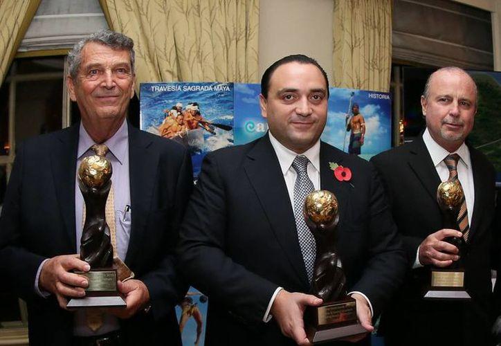 Cancún ganó tres de los World Travel Awards en las categorías de Mejor Destino de Playa. (Redacción/SIPSE)