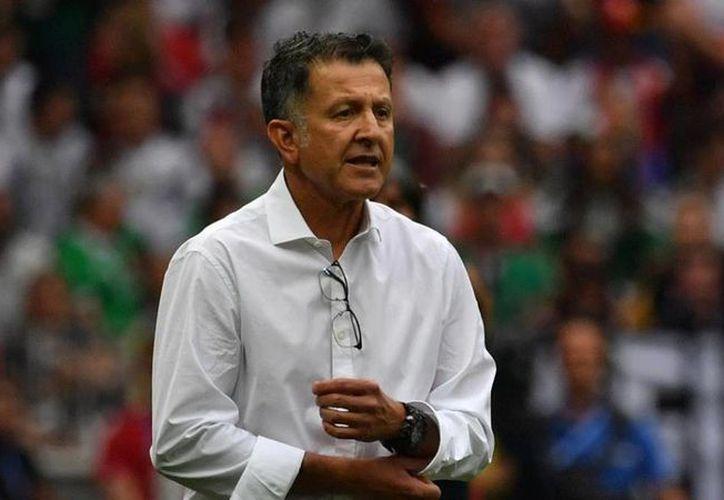 Señalan que Juan Carlos Osorio se encuentra sólo en Paraguay. (vanguardia.com).