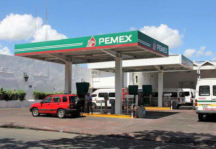 Pemex será una marca más entre toda la oferta del mercado. (Uziel Góngora/SIPSE.com)
