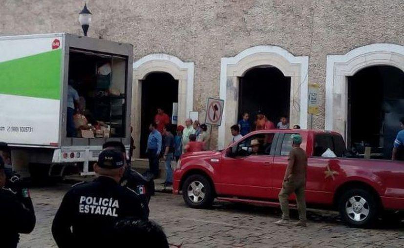 Se suspende el otorgamiento de la Fuerza Pública para desalojos de inmuebles, para que ningún ciudadano sea desalojado de su casa . (Imagen ilustrativa de internet)