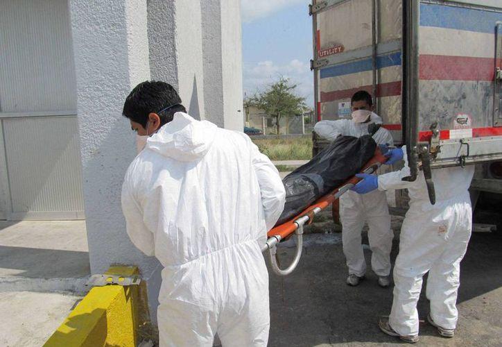Las víctimas de la masacre de San Fernando, Tamaulipas, fueron 58 hombres y 14 mujeres, la mayoría centroamericanos. (Archivo/AP)