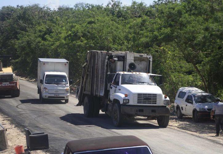 El combustible es de el área de los Servicios Públicos Municipales. (Archivo/SIPSE)