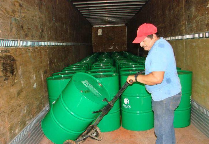 En total este año han producido un volumen de 150 toneladas del dulce. (Manuel Salazar/SIPSE)