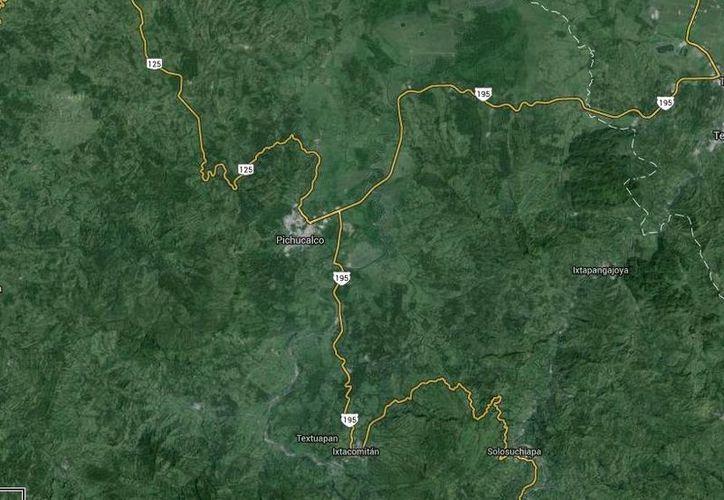 Ante el desbordamiento del río Pichucalco, se han tomado medidas preventivas en otros puntos críticos. (Google Maps)