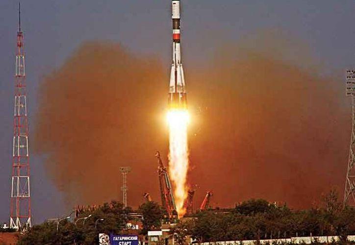 Rusia aspira a abrir una base científica en la Luna y prevé efectuar sus primeros vuelos lunares antes de 2031. (AFP)