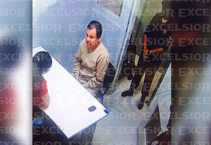 Las autoridades afirman que la salud de El Chapo es perfecta y que no se le está 'dopando'. (excelsior.com.mx)