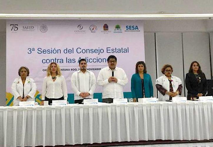 Autoridades en la materia buscan fomentar la cultura del autocuidado de la salud entre niños y jóvenes. (Facebook @ComunicacionQR)