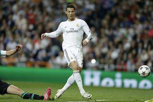 Cristiano Ronaldo se luce en la Liga de Campeones