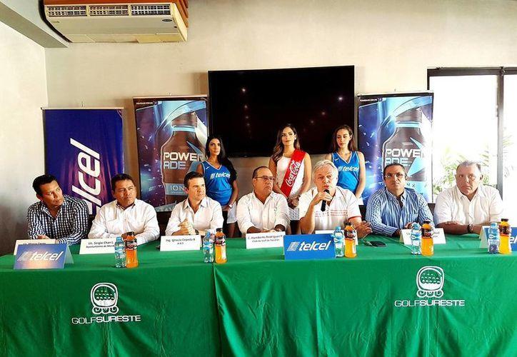 La X Copa Yucatán de Golf contará con la participación de la yucateca Isabella Fierro, la mejor jugadora amateur juvenil del momento de México. (SIPSE)