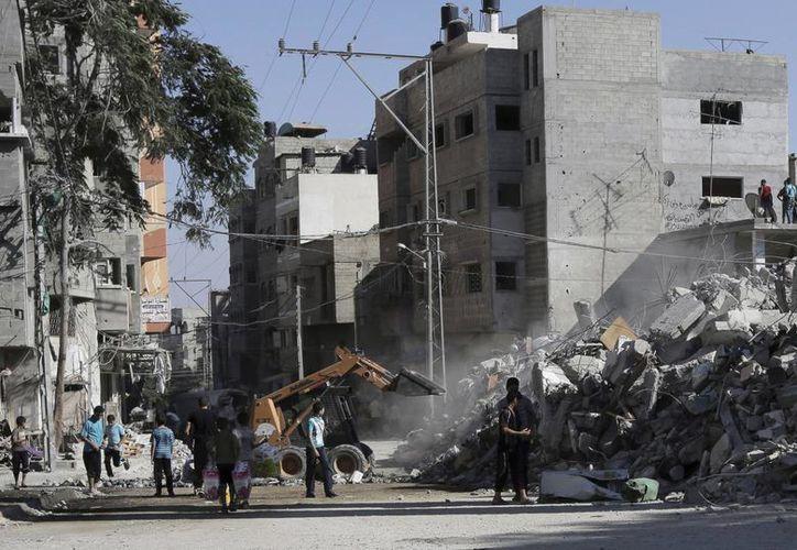 Israel ha reiterado en varias ocasiones que la campaña contra Hamas 'llevará tiempo'. (AP)