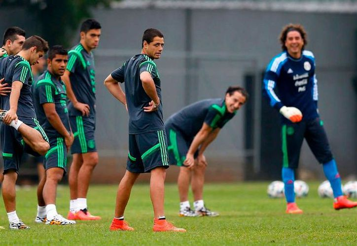 A petición del entrenador Juan Carlos Osorio, se negocia con Inglaterra un partido amistoso. (Foto: Contexto)