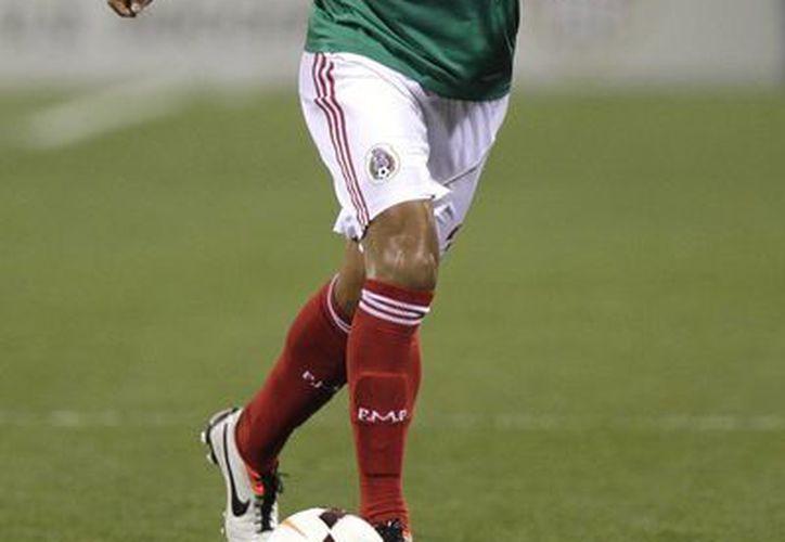 Salcido es uno de los veteranos -el otro es Rafa Márquez- que jugará con el Tri en Brasil 2014. (AP)