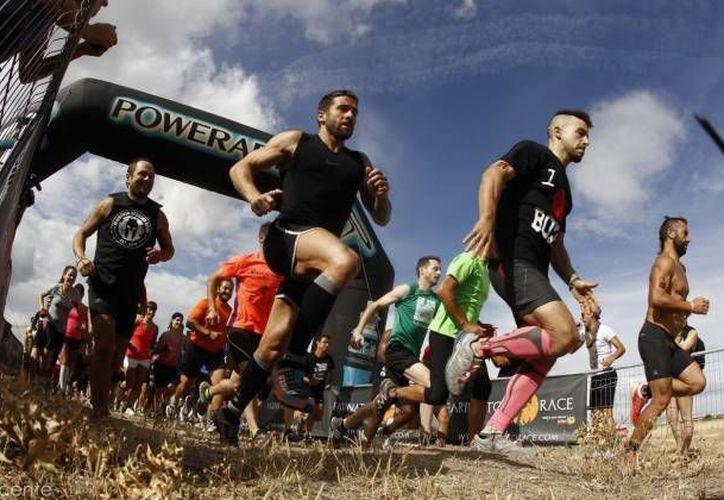 Este 31 de diciembre por la mañana en Progreso se realizará la última carrera deportiva del año. (Foto de contexto de SIPSE)