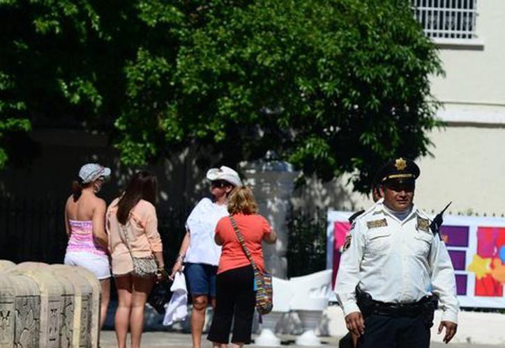 El calor llegaría a 34 grados este sábado en Yucatán. (Foto archivo SIPSE)