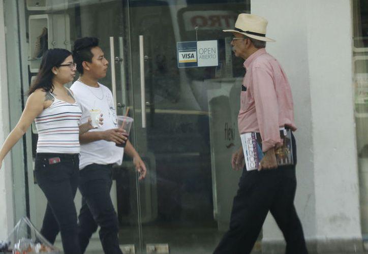 En Mérida se esperan valores durante el día de entre los 32 y 34 grados.  (José Acosta/Novedades Yucatán)