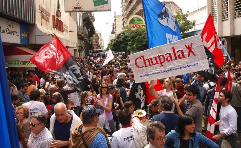 La Iglesia argentina fue la única que logró colarse entre la clase trabajadora para combatir a los sindicatos. (Internet)