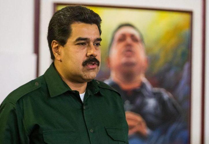Maduro ha denunciado repetidamente la existencia de una supuesta campaña internacional que alega usa como voceros a artistas internacionales para crear una imagen falsa de Venezuela. (Archivo/EFE)