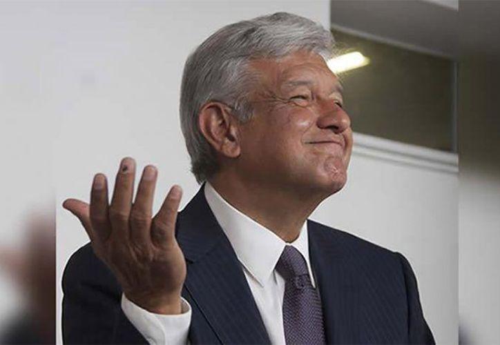 Andrés Manuel también argumentó que no va a caer en ningún tipo de provocación por parte de sus oponentes. (Foto: Contexto/Internet).