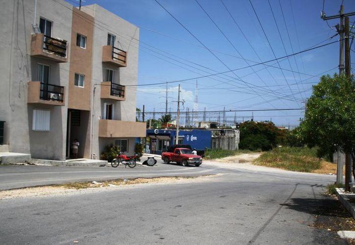 Hay mil 600 predios en colonias de Playa del Carmen, que aún no han sido saldados al ejido. (Octavio Martínez/SIPSE)