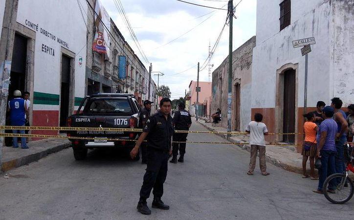 Crimen 'al estilo narco' en Espita - Sipse.com