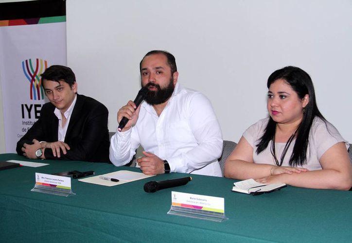 Durante la conferencia, se invitó a emprendedores participar en el evento Startup Grind a partir. Fotografía de los organizadores del evento. (Milenio Novedades)