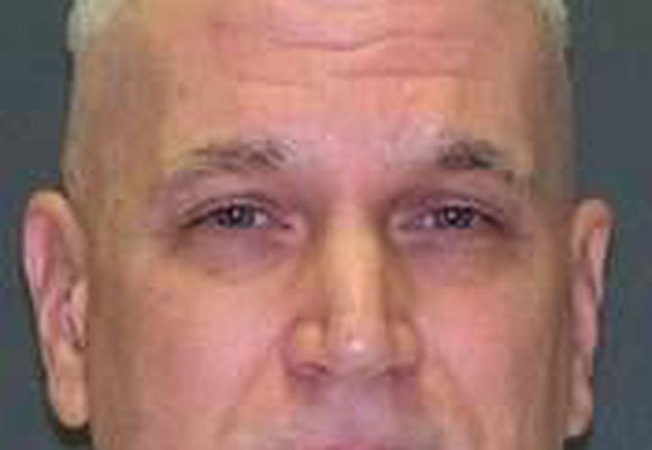 John David Battaglia ha sido condenado a morir al haber sido hallado culpable de matar a sus dos hijas pequeñas. (Texas Department of Criminal Justice)