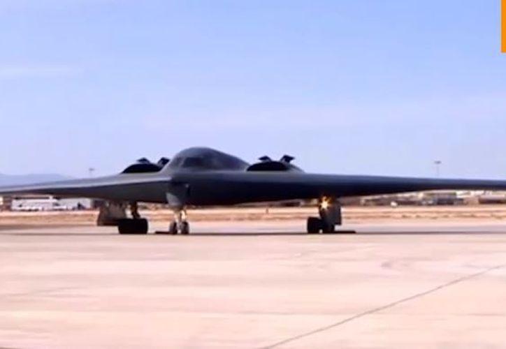 La bomba  es capaza de transportar más de 2 mil 500 kilos de explosivos. (Foto: Infobae)
