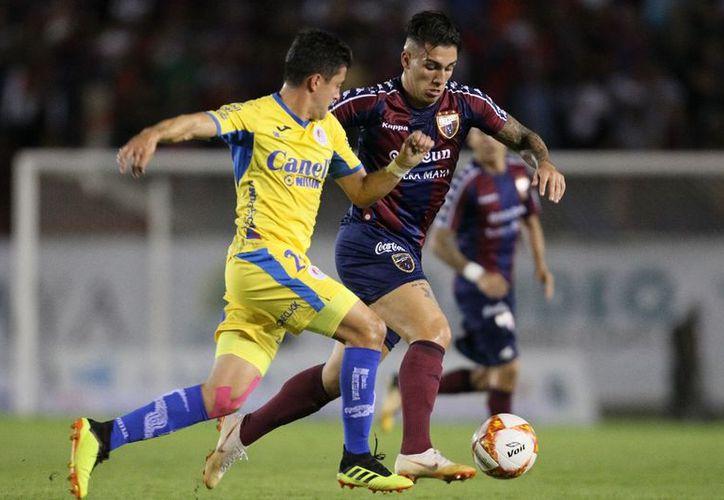 Un gol separó al equipo de Potros de la 'soñada Final. (Ángel Villegas/SIPSE)