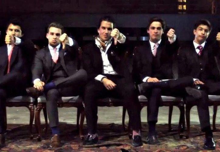 Un video mandado a hacer por estudiantes del Instituto Cumbres ha causado polémica por su alto contenido racista y misógino. (Foto: Agencias)