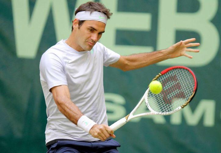 Es el primer título de Federer esta temporada. (EFE)