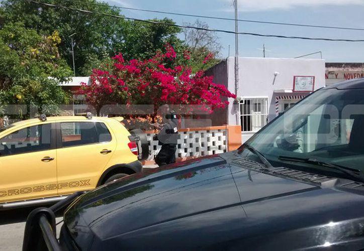 Un vecino de Progreso se quitó la vida sin razones aparentes. (Gerardo Keb/SIPSE)