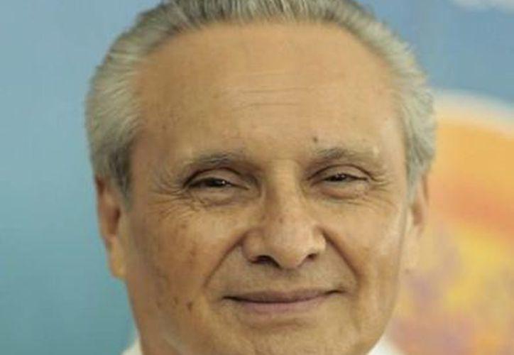 Víctor Alcérreca Sánchez, director de el Consejo Quintanarroense de Ciencia y Tecnología. (Redacción/SIPSE)
