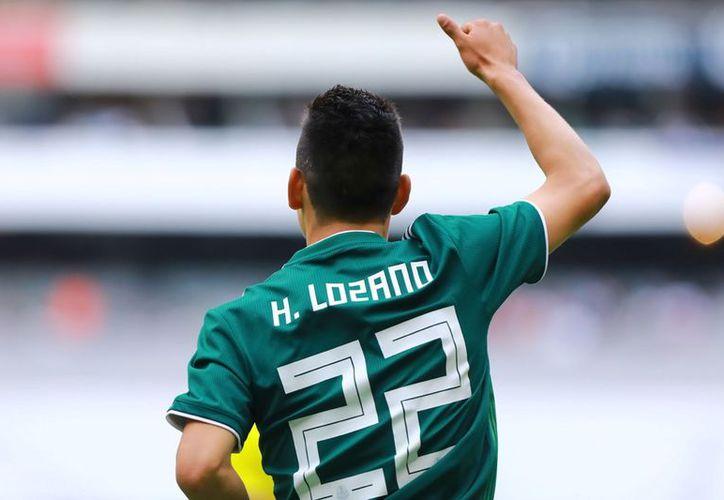 También se presentó la lista definitiva de 23 jugadores que participarán con México. (Imago7)
