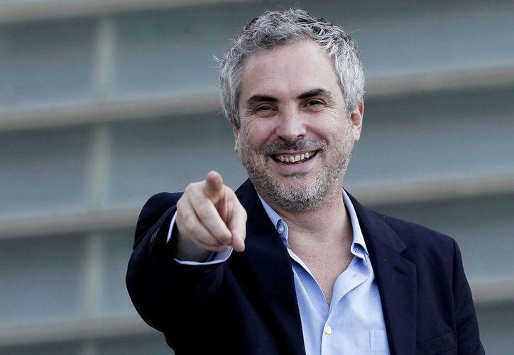 Cuarón presentó 'Gravity' en el Festival de Cine de San Sebastián, la cual compite por el Premio del Público. (Archivo Notimex)