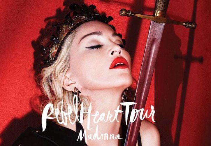 Madonna, La Reina del Pop, estará en México el próximo 6 de enero de 2016. (madonna.com)