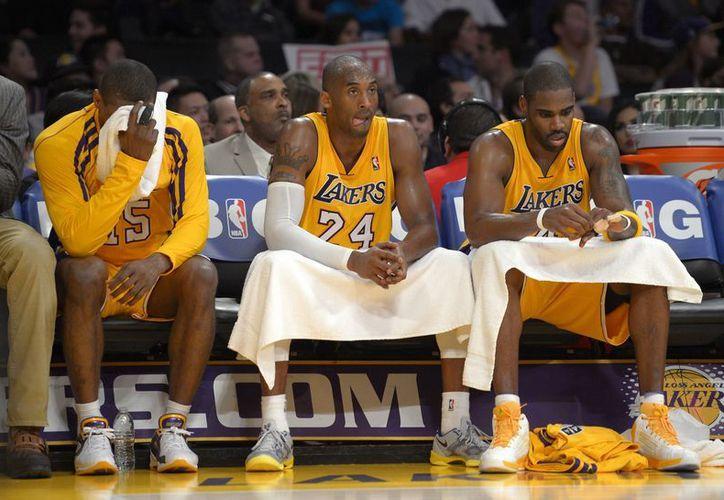 Lakers tiene la peor racha perdedora desde 2007. (Foto: Agencias)