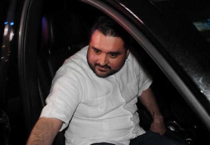 Mauricio Rodríguez Marrufo, ex titular de la Seduvi, mantiene el juicio de amparo 1843/2017. (Joel Zamora/SIPSE)