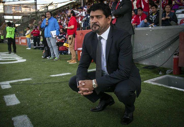 El extimonel de los Jaguares de Chiapas, José Cardozo, se quedará al frente del equipo una vez más. (mediotiempo.com)