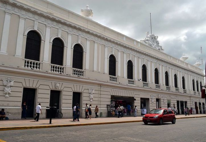 El Museo Fernando García Ponce-Macay opera en la antigua Casa Conciliar. (Milenio Novedades)