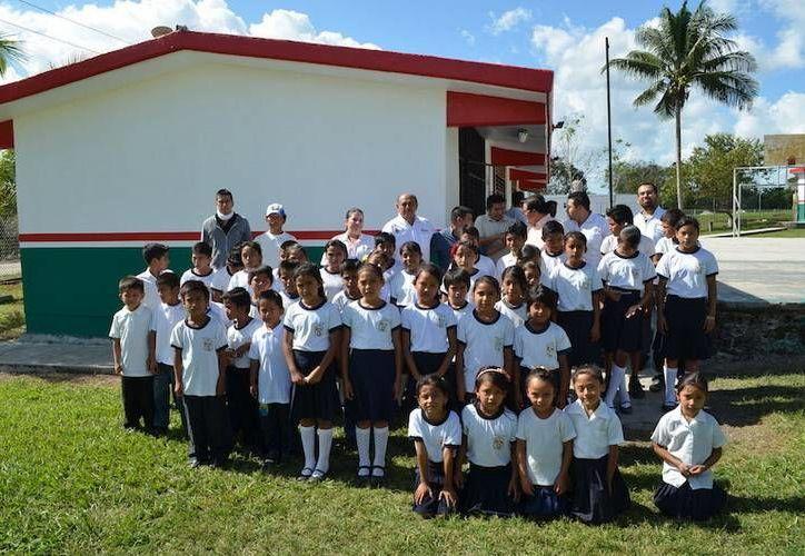 Con el programa de Escuela Saludable, el año pasado se detectaron a 96 mil 772 alumnos con algún problema de salud. (Redacción/SIPSE)