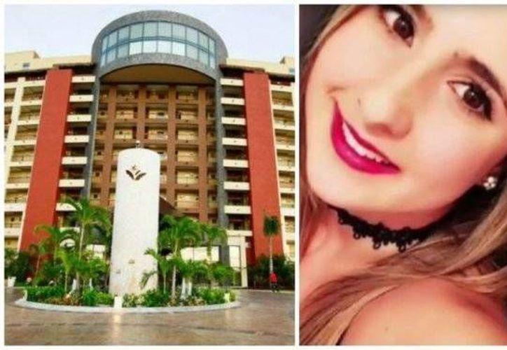 La madre de la joven que murió al caer de un hotel en Cancún, señala que hay irregularidades en el caso de su hija. (elespectador.com)