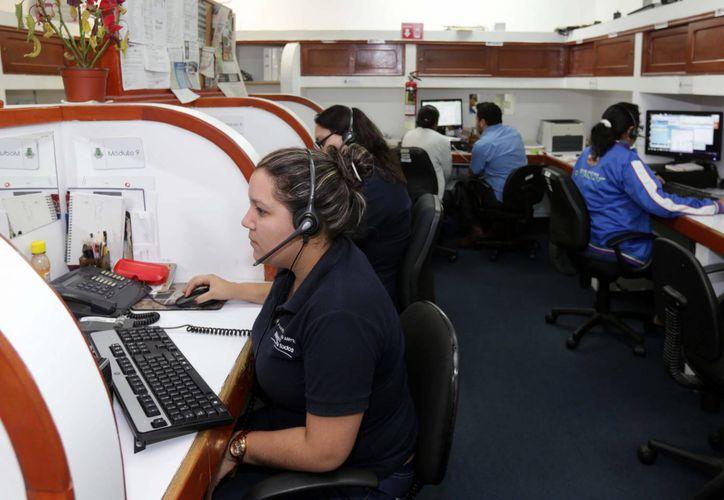 Por Ayuntatel y vía chat el Ayuntamiento de Mérida brindó 175 mil atenciones ciudadanas. (SIPSE)