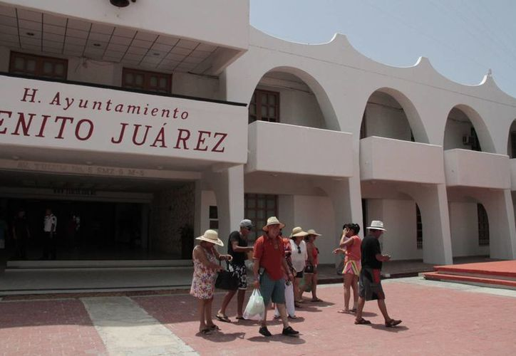 La actual administración municipal ha buscado la recuperación del fondo. (Tomás Álvarez/SIPSE)