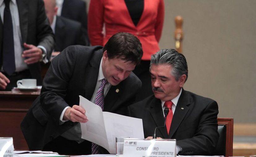 El Consejo General del instituto fijó las reglas para una elección municipal en Tlaxcala. (Archivo/Notimex)