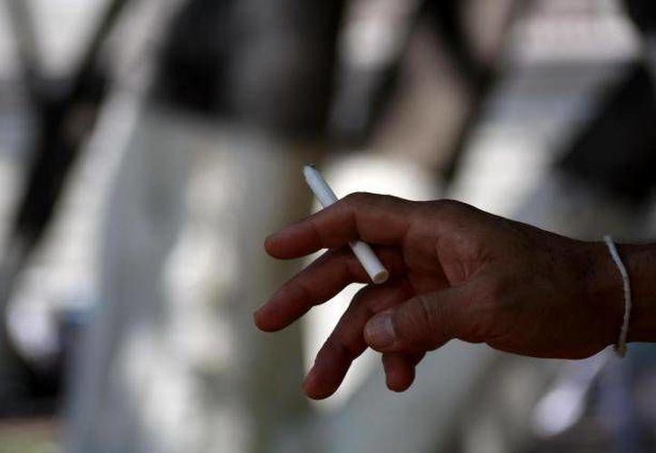 Yucatán ocupa el sitio 25 a nivel nacional en cuanto al consumo de tabaco. (Archivo/SIPSE)